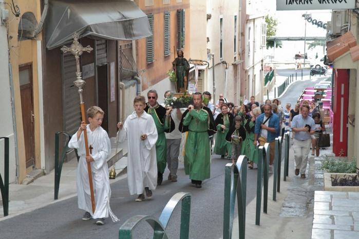 Fête patronale de la Saint Roch et San Rucchellu Mardi 16 août