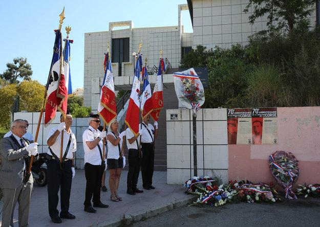 Commémorations Michel Bozzi et Jean Nicoli Mardi 30 août
