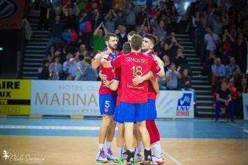 Volley Ajaccio / Toulouse jeudi 3 novembre 20h au Palatinu