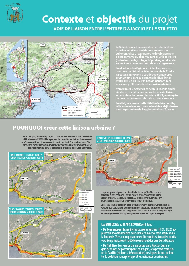 Projets Route du Stiletto