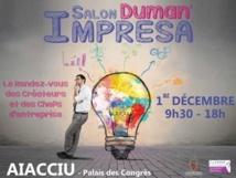 La Ville d'Ajaccio au Salon Duman'Impresa
