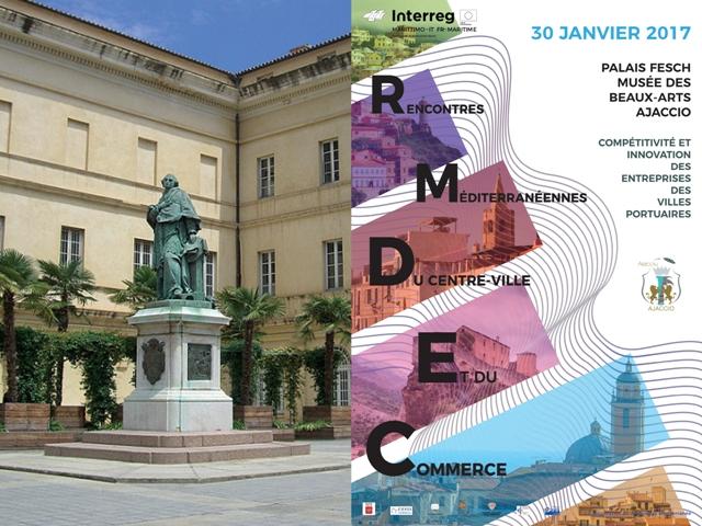 « Rencontres méditerranéennes du centre-ville et du commerce »