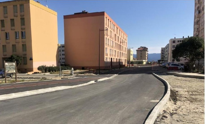Travaux PRU Cannes et Salines - Point de situation Mercredi 09/10/2019