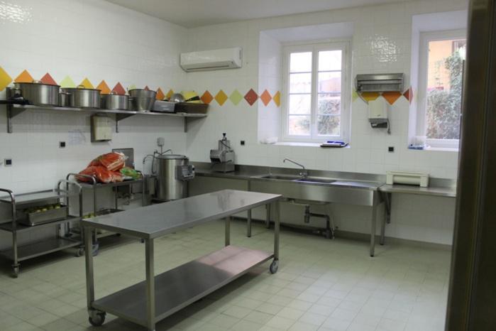 Ouverture d'une cuisine centrale pour les crèches de la Ville d'Ajaccio