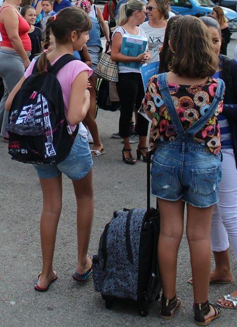Fortes chaleurs dans les écoles, Communiqué Maire d'Ajaccio