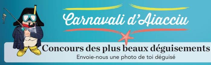 Carnavali d'Aiacciu - Concours des plus beaux déguisements