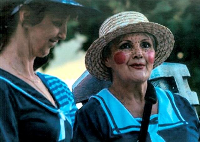 Chantal Lecomte 64 ans remporte des places de spectacles culturels à l'Espace Diamant