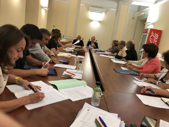 Réunion du Comité Inter-quartiers du 5 sptembre 2017