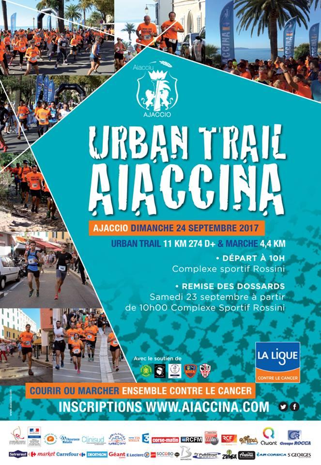 URBAN TRAIL AIACCINA 2017