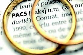 Transfert de l'enregistrement des PACS aux mairies