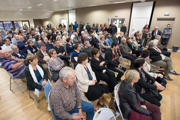 Retour sur la réunion publique PRU  Cannes Salines