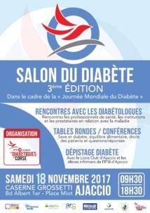 3ème édition du salon du diabète en Corse | Association Les Diabétiques de Corse - AFD20