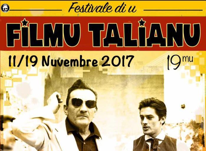 Festival du Cinéma Italien du 11 au 19 novembre 2017 au Palais des Congrès d'Ajaccio