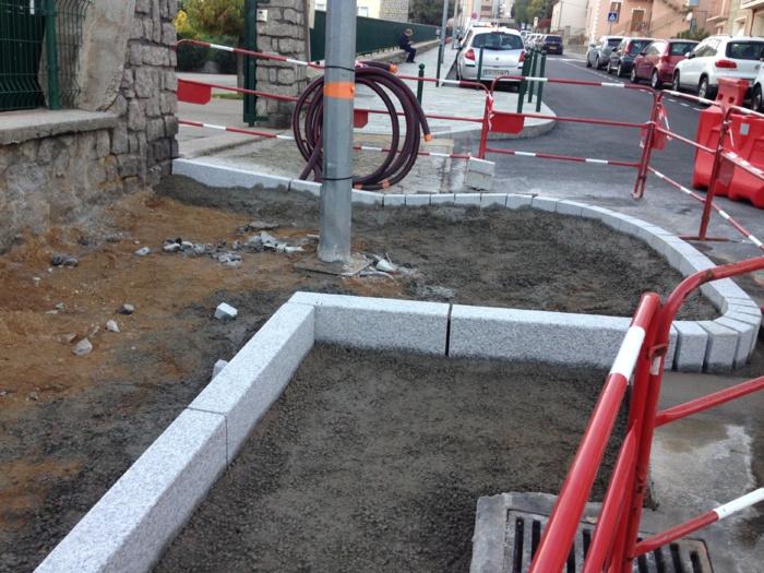 Amélioration de l'accessibilité et augmentation de l'offre de stationnement avenue Kennedy