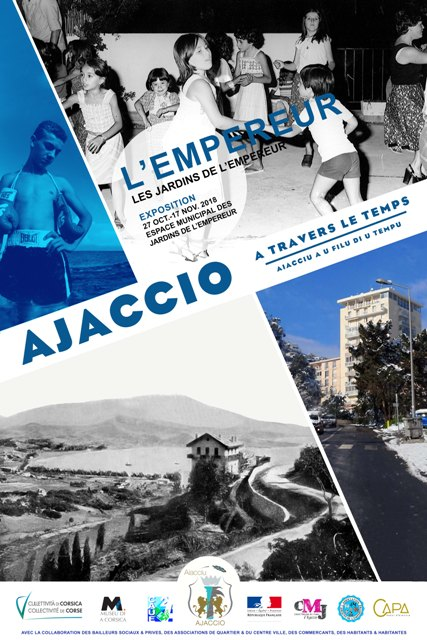 Ajaccio à travers le temps