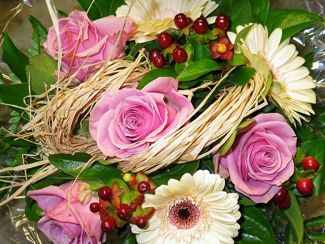 Dispositions vente de fleurs pour la fête des mères – 27 mai 2018
