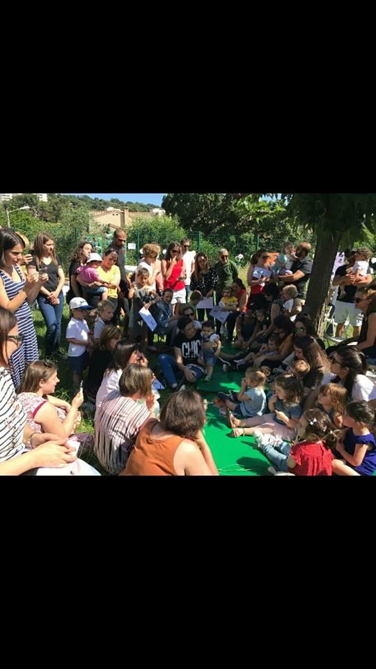 Festa di a lingua corsa in e ciucciaghje