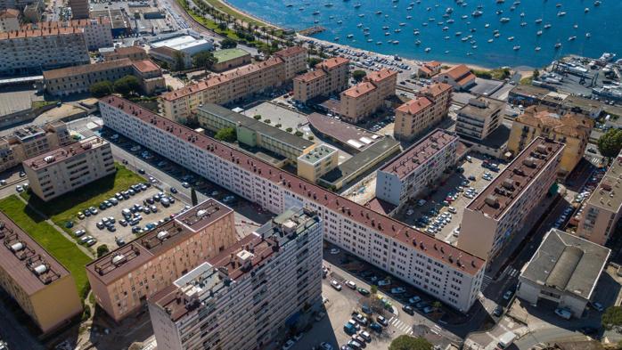 Démarrage prochain de l'abattage de la barre Mancini 26 juin 2018 Les Cannes