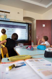 Rentrée 2018-2019, une école moderne, une école numérique, une école sécurisée