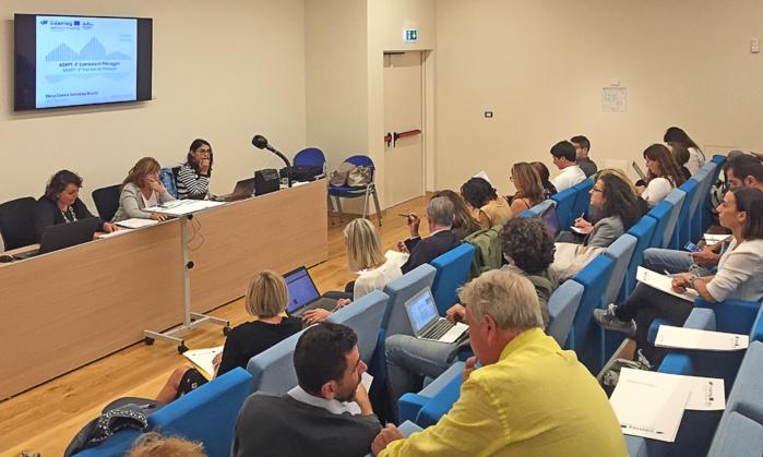 4e comité de pilotage ADAPT à la Spezia