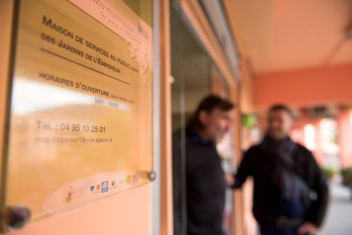 Journée porte ouverte de la Maison de Services au Public des Jardins de l'Empereur (MSAP) le 10 octobre 2018