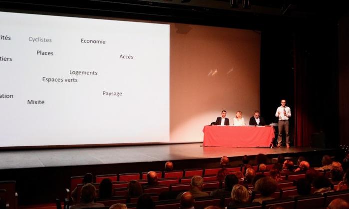 Philosophie et grands axes du PLU