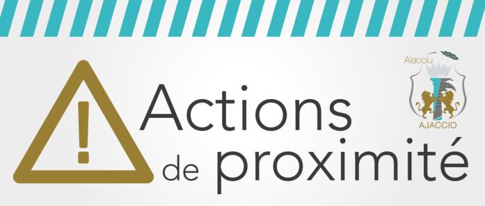 Stationnement interdit sur 5 emplacements avenue Jean Jérôme Levie samedi 8 décembre