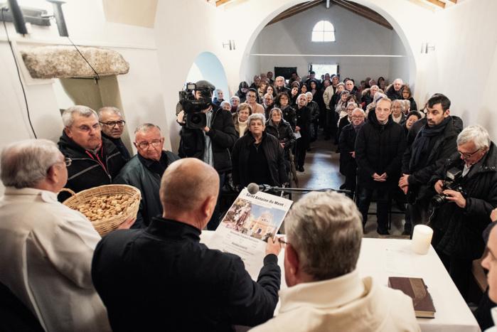 La Saint-Antoine du Mont, une fête traditionnelle très suivie