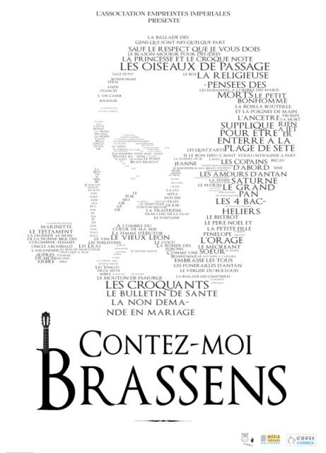 """Contez-moi Brassens"""