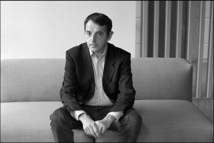 Jérôme Fourquet. Crédit photo Emmanuelle Marchadour