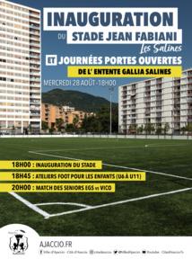 Jean Fabiani, un homme, un quartier, un stade