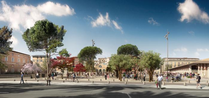 Ajaccio ouvre son cœur de ville