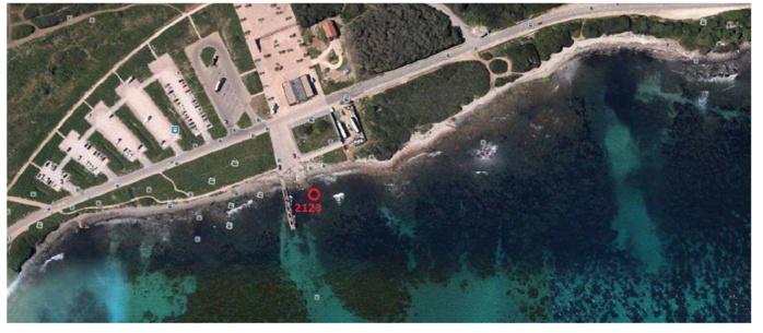 Levée de l'Arrêté d'interdiction de baignade et de pêche littoral de la Parata à Saint François