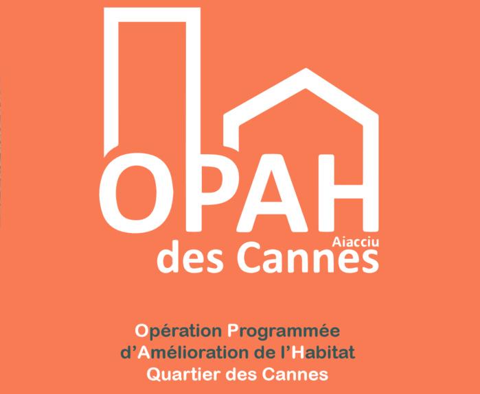 Opération Programmée d'Amélioration de l'Habitat – Copropriétés dégradées des Cannes