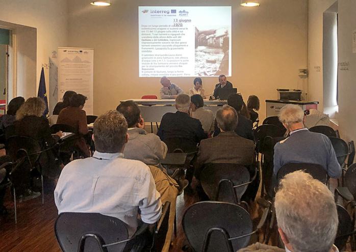 6e comité de pilotage et workshop du projet ADAPT à Savone les 17 et 18 octobre 2019