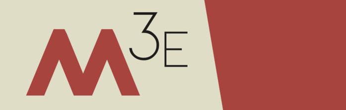 Les rendez-vous de novembre 2019 de la M3E
