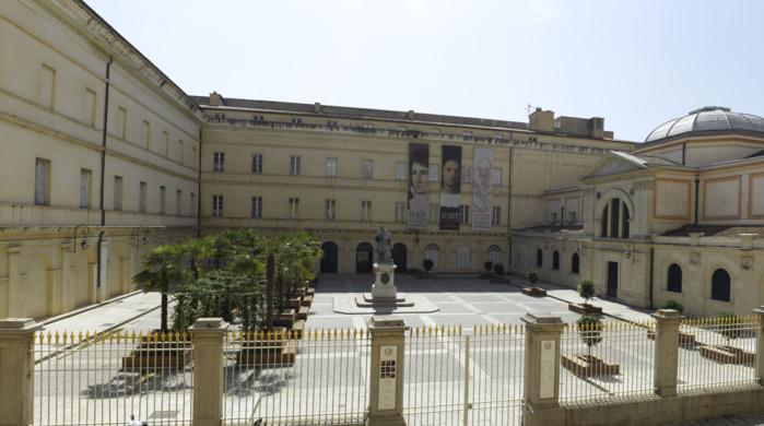 Au Palais Fesch - musée des Beaux-Arts mardi 23 juin