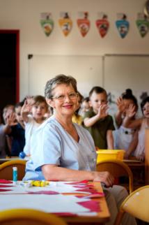 Avant les vacances, quelques portraits de celles et ceux qui font aussi aimer l'école