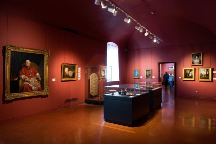 Le palais Fesch, reconnu musée du XXIè siècle
