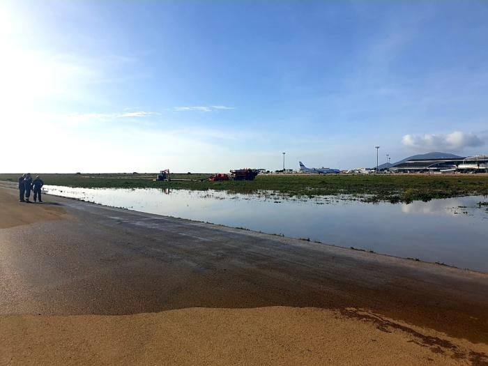 """Tempête Fabien : Reconnaissance de l'état de catastrophe naturelle pour le phénomène """"inondation par débordement d'un cours d'eau"""""""