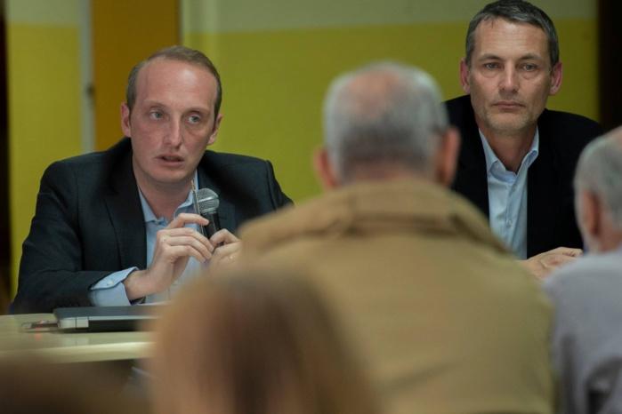 100 000€ aux deux centres hospitaliers d'Ajaccio
