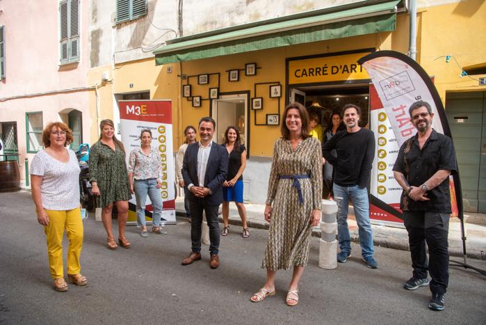Réouverture de la boutique éphémère Carré d'Art