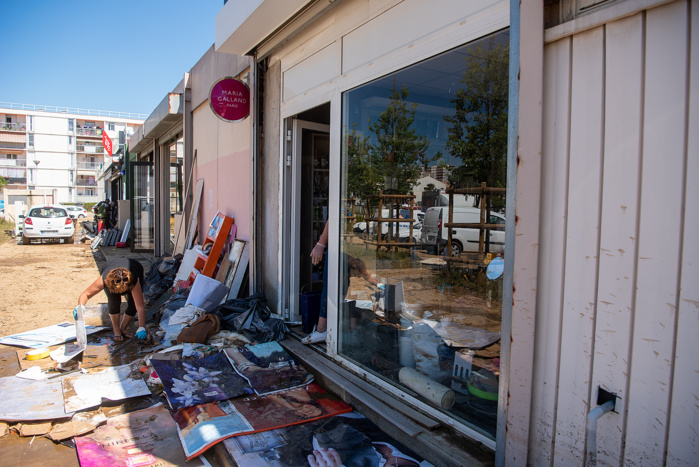 Inondations : Le maire d'Ajaccio a déposé une demande reconnaissance de catastrophe naturelle