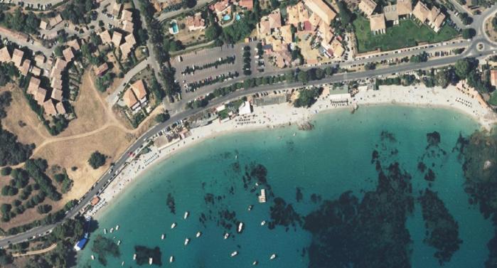 Levée de l'interdiction provisoire de baignade et de pêche de l'Ariadne à Marinella