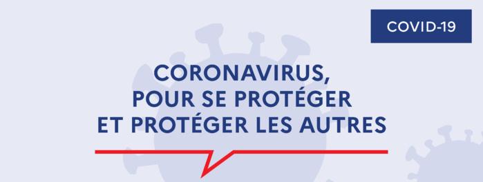 Coronavirus : adoption des gestes barrières cet été