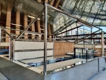 La nouvelle halle du marché, rendez-vous samedi 18 juillet