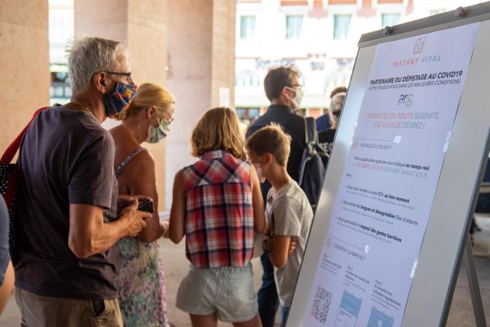 Covid-19 : lancement de la campagne de dépistage gratuit