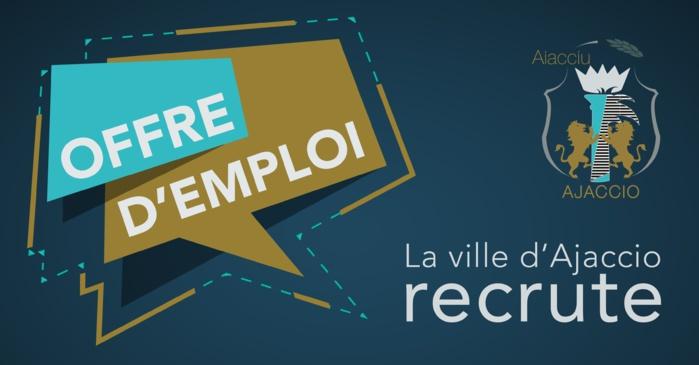 La Ville d'Ajaccio recrute un Assistant de gestion administrative et financière