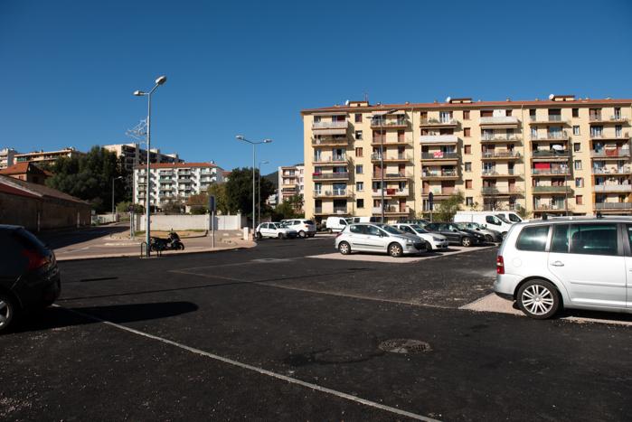 Après cinq mois de travaux, le parking Biancarello offre un nouveau confort aux usagers (Photos Ville d'Ajaccio).