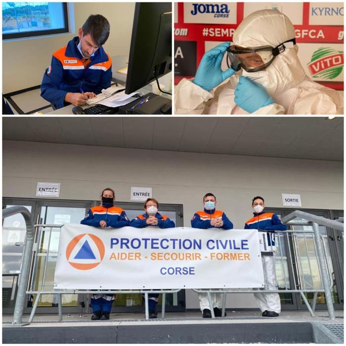 La protection Civile de Corse lance sa campagne de recrutement